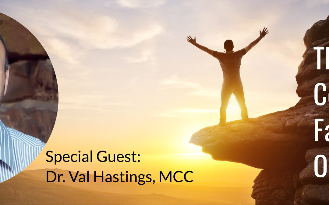 178: The Impact of Coaching in Faith-based Organizations: Dr. Val Hastings, MCC